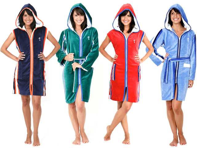 Swim Parka | Swim Parkas | Swim Robes & Cover Ups